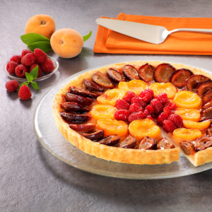 tarte Rosace de Fruits