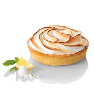 Lemon Meringue Tartlet
