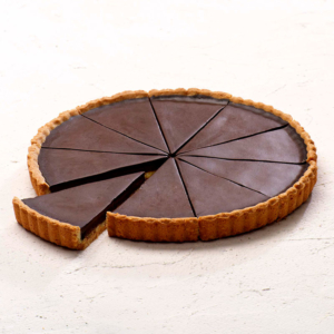 Tarte au Chocolat Solution Dessert